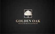 Golden Oak Wealth Management Logo - Entry #217