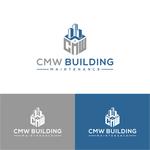 CMW Building Maintenance Logo - Entry #558