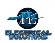 P L Electrical solutions Ltd Logo - Entry #54