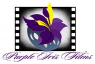 Purple Iris Films Logo - Entry #57