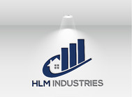 HLM Industries Logo - Entry #128
