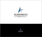 Albidress Financial Logo - Entry #46