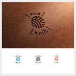 Kind Knits Logo - Entry #131