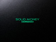 Solid Money Solutions Logo - Entry #122