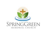 Spring Green Memorial Church Logo - Entry #65