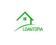 Loantopia Logo - Entry #126