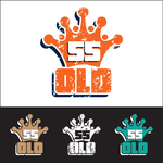 """""""OLD 55"""" - mid-century vintage furniture and wares store Logo - Entry #35"""