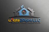 uHate2Paint LLC Logo - Entry #76