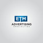 ETM Advertising Specialties Logo - Entry #168