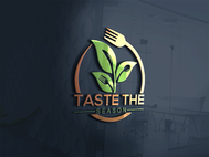 Taste The Season Logo - Entry #233
