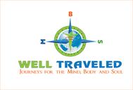 Well Traveled Logo - Entry #13