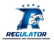 Regulator Thouroughbreds and Performance Horses  Logo - Entry #66