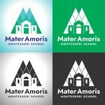 Mater Amoris Montessori School Logo - Entry #521