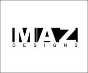 Maz Designs Logo - Entry #421