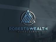 Roberts Wealth Management Logo - Entry #77