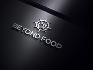 Beyond Food Logo - Entry #168