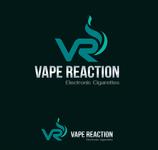 Vape Reaction Logo - Entry #115