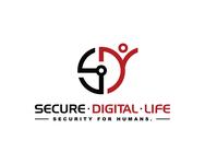 Secure. Digital. Life Logo - Entry #105