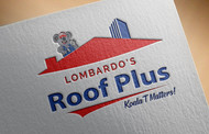 Roof Plus Logo - Entry #124