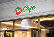 FM Cafe Logo - Entry #109