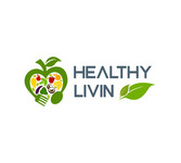 Healthy Livin Logo - Entry #235