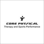 Core Physical Therapy and Sports Performance Logo - Entry #221