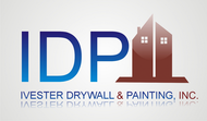 IVESTER DRYWALL & PAINTING, INC. Logo - Entry #32