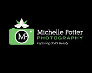 Michelle Potter Photography Logo - Entry #240