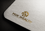 MGK Wealth Logo - Entry #264