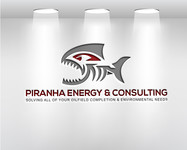 Piranha Energy & Consulting Logo - Entry #12