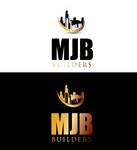 MJB BUILDERS Logo - Entry #97