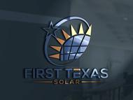 First Texas Solar Logo - Entry #21