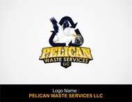 Pelican Waste Services LLC Logo - Entry #25