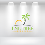 LnL Tree Service Logo - Entry #105