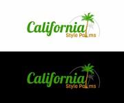 California Style Palms Logo - Entry #22