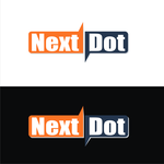 Next Dot Logo - Entry #160