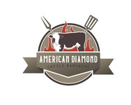 American Diamond Cattle Ranchers Logo - Entry #14