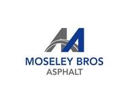 Moseley Bros. Asphalt Logo - Entry #36