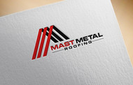 Mast Metal Roofing Logo - Entry #177