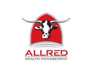 ALLRED WEALTH MANAGEMENT Logo - Entry #780