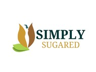 Simply Sugared Logo - Entry #63