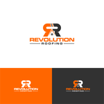 Revolution Roofing Logo - Entry #232