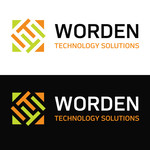 Worden Technology Solutions Logo - Entry #61