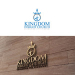 Kingdom Insight Church  Logo - Entry #144