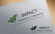 Impact Financial coaching Logo - Entry #118