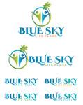 Blue Sky Life Plans Logo - Entry #175