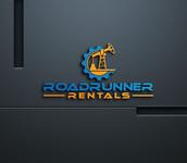 Roadrunner Rentals Logo - Entry #131