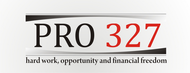 PRO 327 Logo - Entry #91