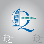 A log for Q Properties LLC. Logo - Entry #6