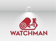 Watchman Surveillance Logo - Entry #8